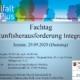 """Einladung zum Fachtag """"Zukunftsherausforderung Integration"""" 29.09.2020 in Wittlich"""
